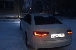 Подержанный автомобиль Audi A4, отличное состояние, 2013 года выпуска, цена 1 000 000 руб., Челябинская область