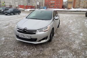 Подержанный автомобиль Citroen C4, отличное состояние, 2014 года выпуска, цена 660 000 руб., Щелково