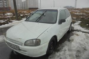Автомобиль Toyota Starlet, среднее состояние, 1998 года выпуска, цена 95 000 руб., Ставрополь
