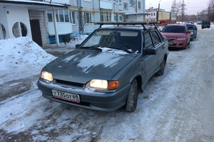 Автомобиль ВАЗ (Lada) 2115, хорошее состояние, 2006 года выпуска, цена 125 000 руб., Клин