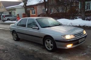 Автомобиль Peugeot 605, хорошее состояние, 1998 года выпуска, цена 180 000 руб., Москва