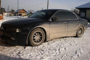 Автомобиль Mitsubishi Diamante, отличное состояние, 2000 года выпуска, цена 330 000 руб., Челябинск