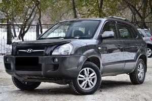 Авто Hyundai Tucson, 2008 года выпуска, цена 695 000 руб., Новосибирск