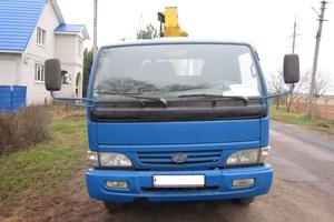 Автомобиль Yuejin NJ, отличное состояние, 2007 года выпуска, цена 850 000 руб., Брянск