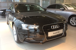 Авто Audi A5, 2016 года выпуска, цена 2 720 458 руб., Новороссийск