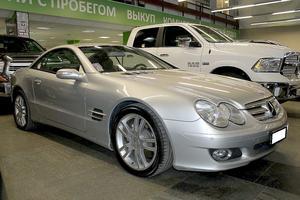 Авто Mercedes-Benz SL-Класс, 2007 года выпуска, цена 1 269 999 руб., Москва