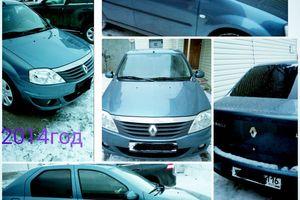 Подержанный автомобиль Renault Logan, отличное состояние, 2014 года выпуска, цена 376 000 руб., Казань