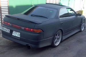 Автомобиль Toyota Mark II, хорошее состояние, 1995 года выпуска, цена 470 000 руб., Нерюнгри