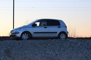 Автомобиль Hyundai Getz, отличное состояние, 2004 года выпуска, цена 240 000 руб., Сургут