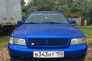 Автомобиль Audi A4, хорошее состояние, 1998 года выпуска, цена 300 000 руб., Наро-Фоминск