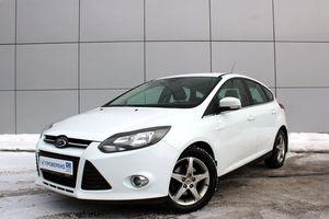 Авто Ford Focus, 2014 года выпуска, цена 699 000 руб., Москва