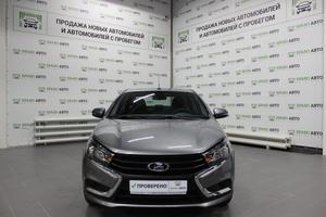 Авто ВАЗ (Lada) Vesta, 2016 года выпуска, цена 537 000 руб., Уфа