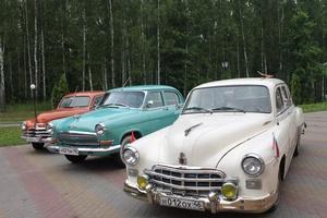 Автомобиль ГАЗ М-12 ЗиМ, отличное состояние, 1956 года выпуска, цена 2 200 000 руб., Курск