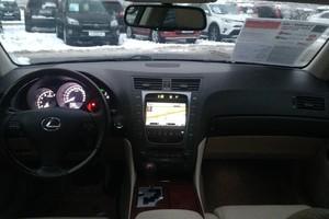 Авто Lexus GS, 2010 года выпуска, цена 942 367 руб., Москва