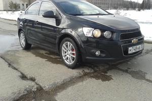 Автомобиль Chevrolet Aveo, отличное состояние, 2013 года выпуска, цена 470 000 руб., Орехово-Зуево