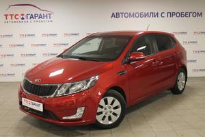 Подержанный автомобиль Kia Rio, отличное состояние, 2013 года выпуска, цена 620 000 руб., Казань