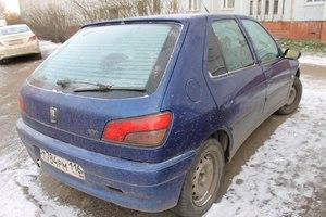 Автомобиль Peugeot 306, среднее состояние, 2001 года выпуска, цена 69 000 руб., Казань