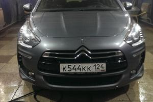Автомобиль Citroen DS5, отличное состояние, 2012 года выпуска, цена 890 000 руб., Иркутск