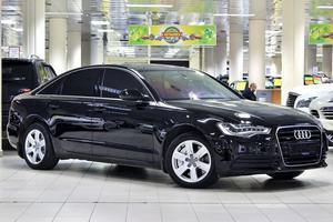 Подержанный автомобиль Audi A6, отличное состояние, 2011 года выпуска, цена 1 133 333 руб., Москва