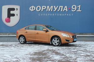 Авто Volvo S60, 2011 года выпуска, цена 800 000 руб., Москва