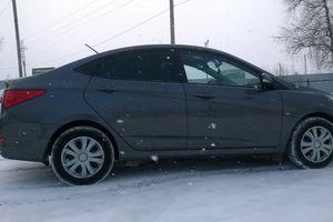 Подержанный автомобиль Hyundai Solaris, отличное состояние, 2012 года выпуска, цена 465 000 руб., Сергиев Посад