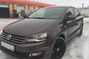 Подержанный автомобиль Volkswagen Polo, отличное состояние, 2015 года выпуска, цена 620 000 руб., Нефтеюганск