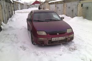 Подержанный автомобиль Mazda 323, отличное состояние, 1996 года выпуска, цена 136 000 руб., Челябинск