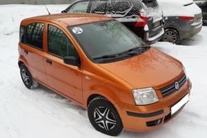 Автомобиль Fiat Panda, хорошее состояние, 2008 года выпуска, цена 228 000 руб., Екатеринбург