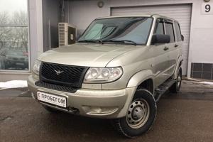 Авто УАЗ Patriot, 2013 года выпуска, цена 385 000 руб., Московская область