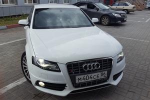 Автомобиль Audi S4, отличное состояние, 2009 года выпуска, цена 850 000 руб., Москва