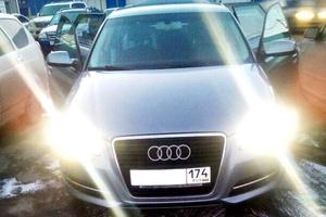 Подержанный автомобиль Audi A3, хорошее состояние, 2010 года выпуска, цена 660 000 руб., Челябинск