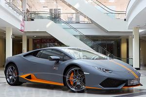 Авто Lamborghini Huracan, 2016 года выпуска, цена 18 900 000 руб., Самара