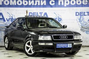 Подержанный автомобиль Audi Coupe, отличное состояние, 1995 года выпуска, цена 200 000 руб., Москва