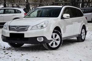 Авто Subaru Outback, 2011 года выпуска, цена 1 150 000 руб., Новосибирск