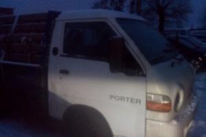 Автомобиль Hyundai Porter, хорошее состояние, 2007 года выпуска, цена 290 000 руб., Волоколамск