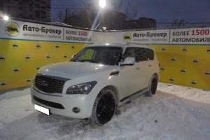 Авто Infiniti QX-Series, 2012 года выпуска, цена 1 990 000 руб., Самара