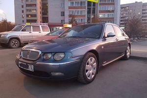 Автомобиль Rover 75, хорошее состояние, 1999 года выпуска, цена 290 000 руб., Тюмень