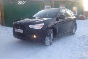 Подержанный автомобиль Mitsubishi ASX, отличное состояние, 2012 года выпуска, цена 740 000 руб., Челябинск