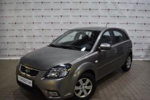 Авто Kia Rio, 2009 года выпуска, цена 369 952 руб., Москва