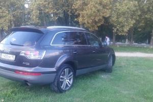 Подержанный автомобиль Audi Q7, хорошее состояние, 2006 года выпуска, цена 800 000 руб., Новороссийск