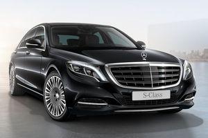 Авто Mercedes-Benz S-Класс, 2015 года выпуска, цена 36 800 000 руб., Москва