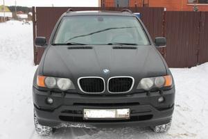 Автомобиль BMW X5, отличное состояние, 2002 года выпуска, цена 600 000 руб., Коломна
