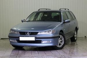 Авто Peugeot 406, 2004 года выпуска, цена 243 000 руб., Москва