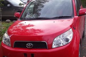 Автомобиль Toyota Rush, отличное состояние, 2008 года выпуска, цена 800 000 руб., Южно-Сахалинск