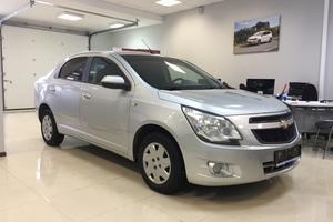 Авто Chevrolet Cobalt, 2013 года выпуска, цена 395 000 руб., Санкт-Петербург