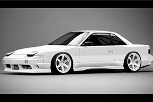 Автомобиль Nissan 240SX, хорошее состояние, 1992 года выпуска, цена 525 000 руб., Астрахань