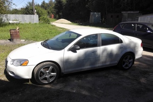 Подержанный автомобиль Chrysler Sebring, плохое состояние, 2004 года выпуска, цена 100 000 руб., Протвино