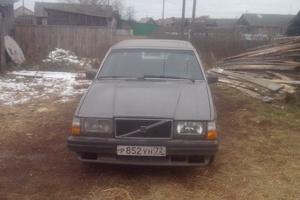 Автомобиль Volvo 760, хорошее состояние, 1985 года выпуска, цена 110 000 руб., Тюмень