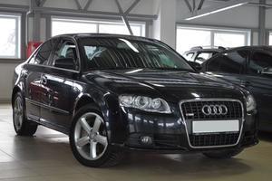 Авто Audi A4, 2007 года выпуска, цена 600 000 руб., Екатеринбург