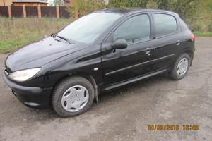 Подержанный автомобиль Peugeot 206, отличное состояние, 2006 года выпуска, цена 210 000 руб., Ступино